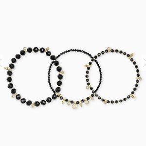 Kendra Scott Kennedy Gold Stretch Bracelet